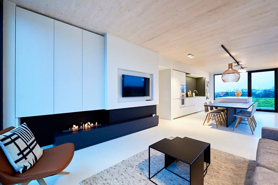 Dekorativni kamini - Popolna dekoracija doma