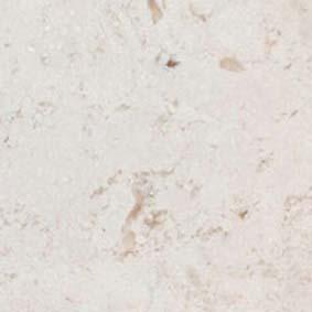 Poliran - kremno bele barve