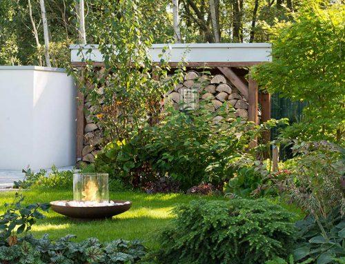 Vrtni kamini in urejanje okolice