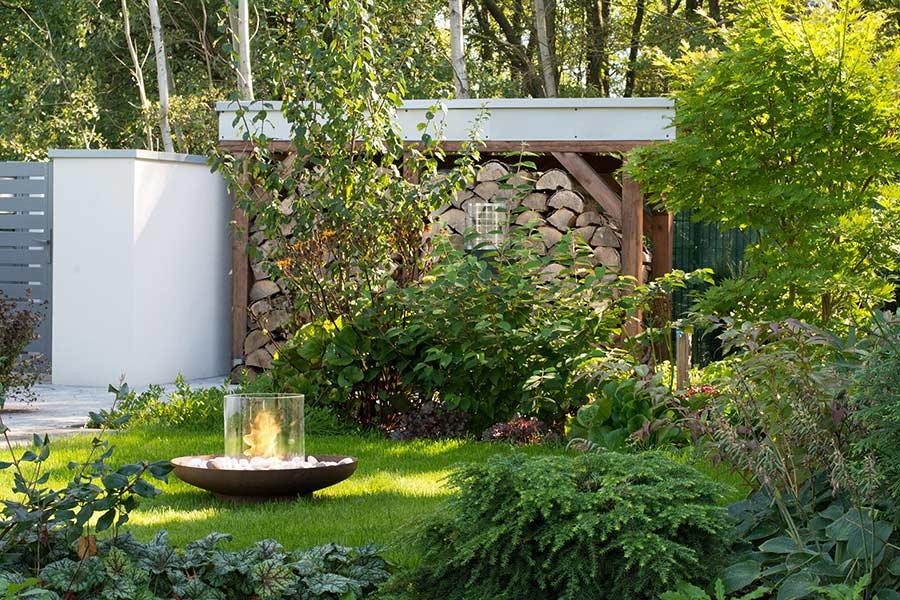 Urejanje okolice in vrtni kamini